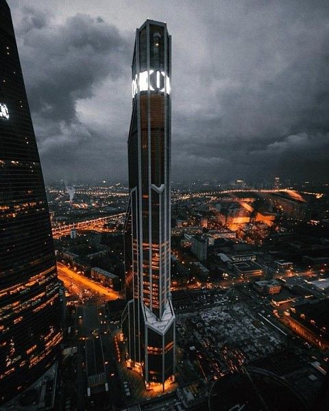 MERCURY TOWER, Москва - Сити