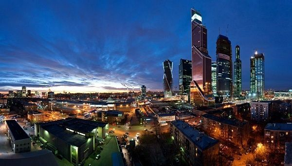 MERCURY TOWER, апартамент 164,5 кв.м. Москва - Сити, этаж 45/70